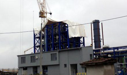 lightning protection Power Plant